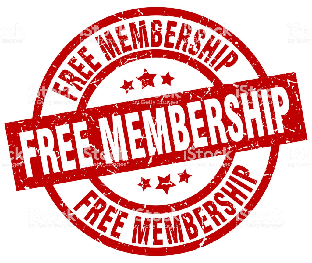 Free Personal Membership